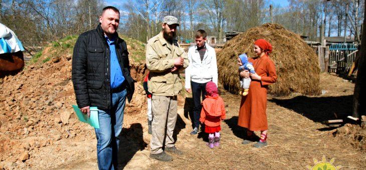 Итоги акции «Ангел Добра» — Хлебопечь многодетной семье!