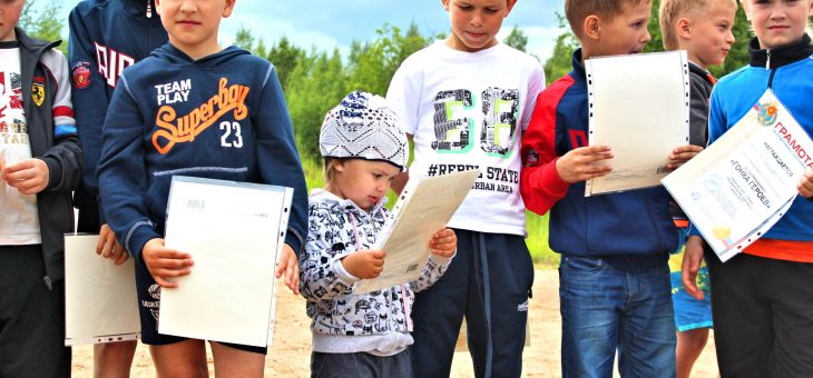 В Ржевском районе впервые прошла «Гонка Героев»