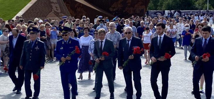 В Тверской области открыли патриотический лагерь имени якутского снайпера Федора Охлопкова